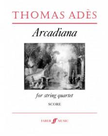Arcadiana. String quartet