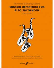 Concert Repertoire