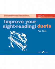 Improve your sight reading...