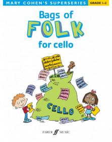 Bags of Folk for cello