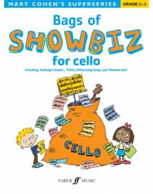 Bags of Showbiz for cello