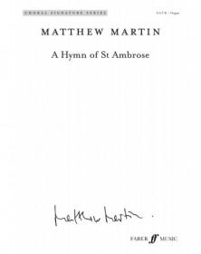 A Hymn of St Ambrose