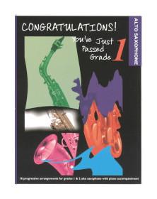 Congratulations! You've...