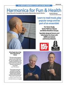 Harmonica For Fun & Health