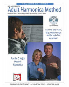 Adult Harmonica Method