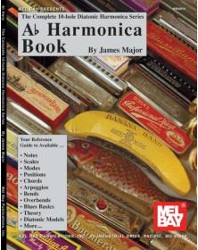 Harmonica Book (As)