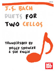 Bach, J. S.: Duets For Two...
