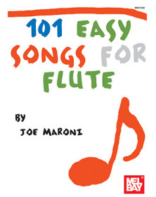 101 Easy Songs for Flute