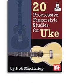 20 Progressive Fingerstyle...