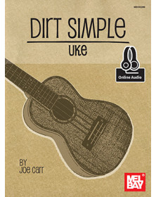 Dirt Simple Uke (Book/CD Set)