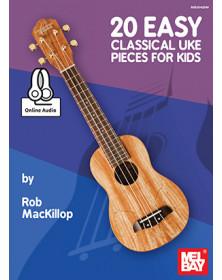 20 Easy Classical Uke...