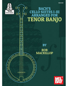 Bach's Cello Suites I-III...