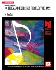 101 Licks and Exercises for...