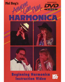 Anyone Can Play Harmonica