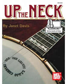 Up The Neck Book With...