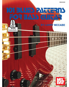 101 Blues Patterns For Bass...