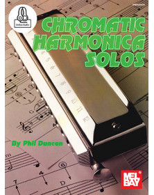 Chromatic Harmonica Solos