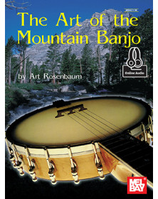 Art Of The Mountain Banjo Book