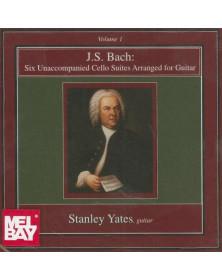 Bach 6 Unaccomp Vlc Suites...