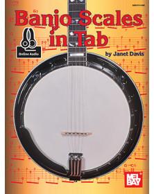 Banjo Scales In Tab