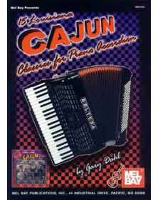 15 Louisiana Cajun Classics...