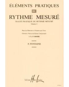 Fontaine : Eléments...