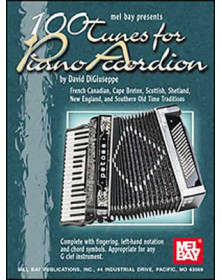 100 Tunes For Piano Accordion