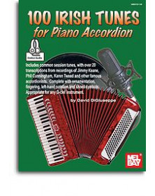 100 Irish Tunes For Piano...