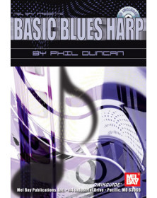 Basic Blues Harp Qwikguide...