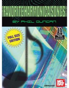 Favorite Harmonica Songs