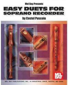 Easy Duets For Soprano...