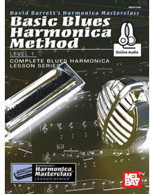 Basic Blues Harmonica...