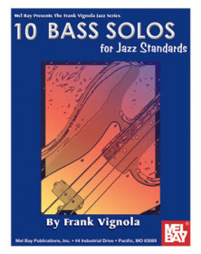 10 Bass Solos For Jazz...