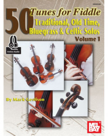 50 Tunes For Fiddle - Volume 1