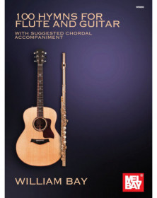 100 Hymns For Flute And Guitar