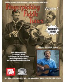 Fingerpicking Fiddle Tunes...