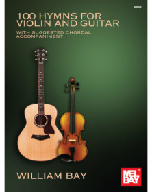 100 Hymns for Violin and...