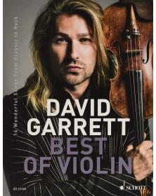 David Garrett : Best Of Violin
