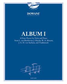 Album I for Viola and Piano