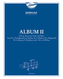 Album II for Viola and Piano