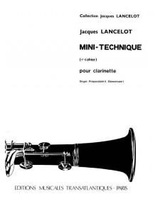 Mini-Technique vol. 1 :...
