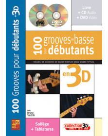 100 Grooves Basse Pour...