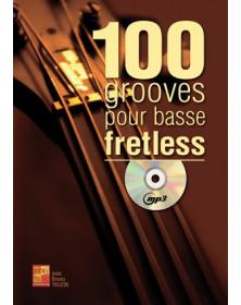 100 Grooves Basse Fretless...