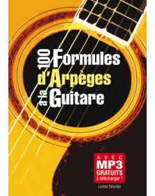 100 Formules Arpeges Guitare