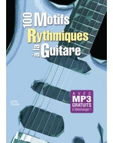 100 Motifs Rythmiques Guitare