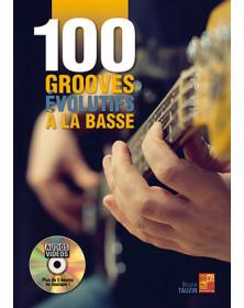 100 grooves évolutifs à la...