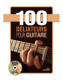 100 déliateurs pour guitare