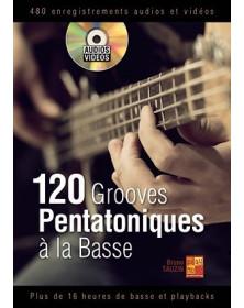 120 Grooves Pentatoniques...