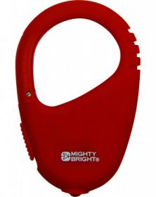 Carabiner Light, Red