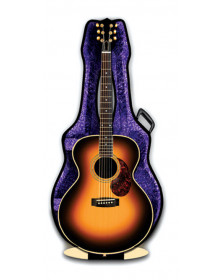 Carte 3D - Guitare Acoutique